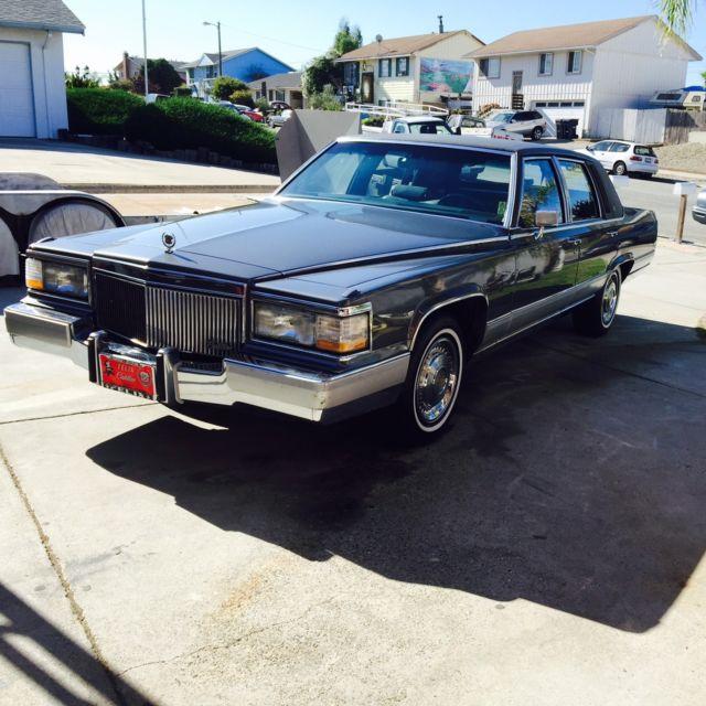 1992 Cadillac Fleetwood Brougham