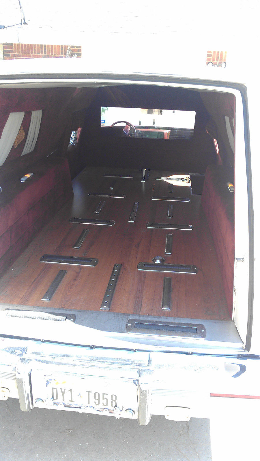 1992 Cadillac Hearse Funeral Coach - Classic Cadillac ...