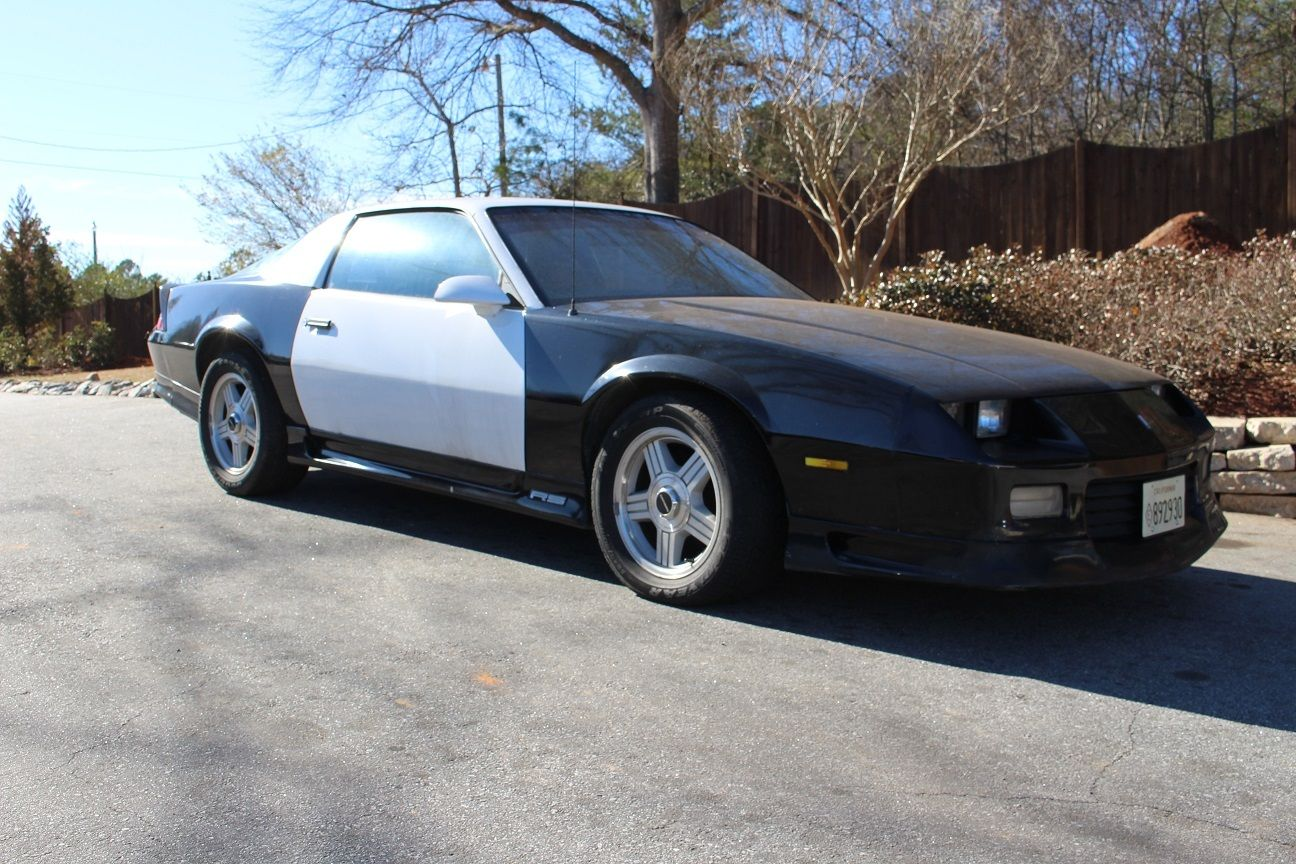 1992 Camaro Rs B4c Special Service Package California Hp