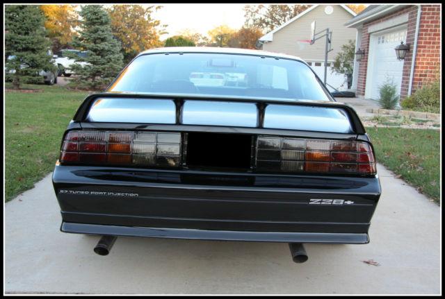 1992 Camaro Z28 5 7 350 G92 Classic Chevrolet Camaro 1992 For Sale