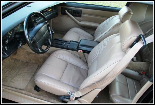 1992 Camaro Z28 5 7 350 G92 Classic Chevrolet Camaro