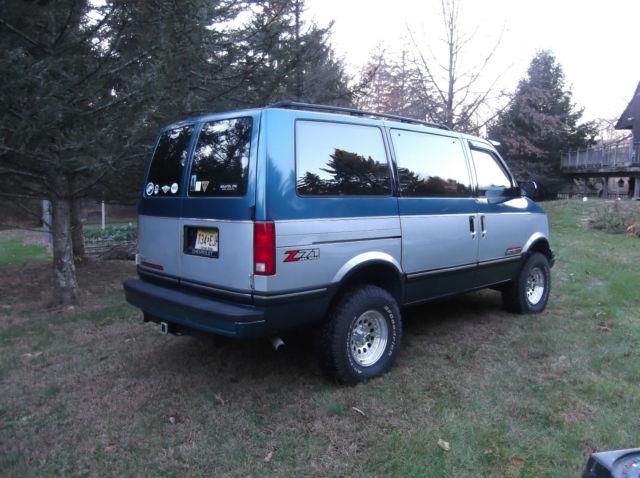Chevrolet Astro Van X on 1992 Chevy Astro Van