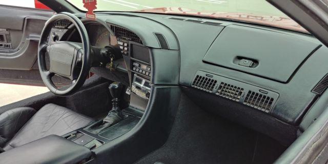 1992 Chevrolet Corvete 6-Speed Manual Transmission one 117k miles