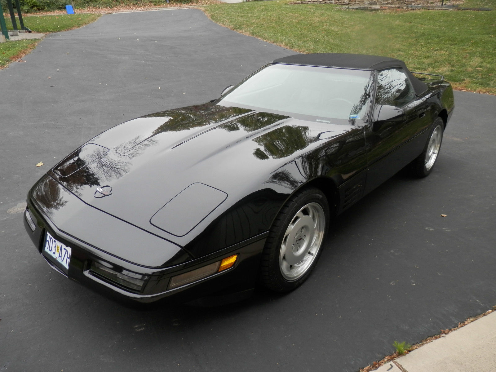 1992 chevrolet corvette convertible 6 speed black exterior black interior classic chevrolet 1992 corvette interior parts
