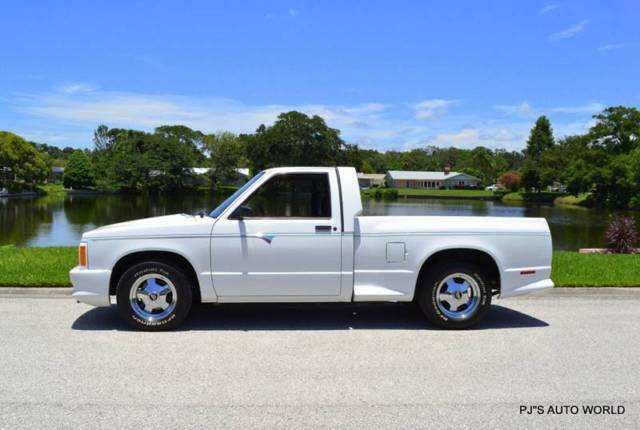 Clearwater Used Chevrolet >> 1992 Chevrolet S-10 Choo Choo Custom Wild Side 1,165 original miles 1,165 Miles - Classic ...