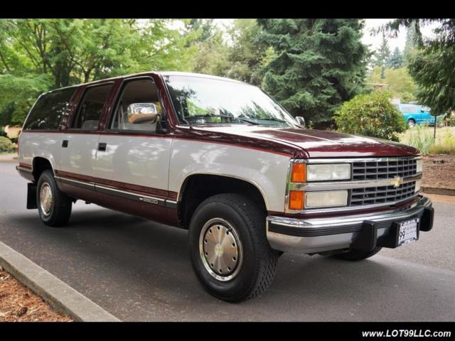 Used Cars Waco Tx >> Used Chevrolet Suburban 2500 For Sale With Photos Carfax   Autos Post
