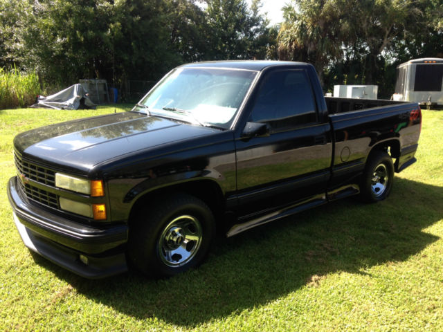 1992 Chevy 454 Ss Truck For Sale - Best Image Truck Kusaboshi Com