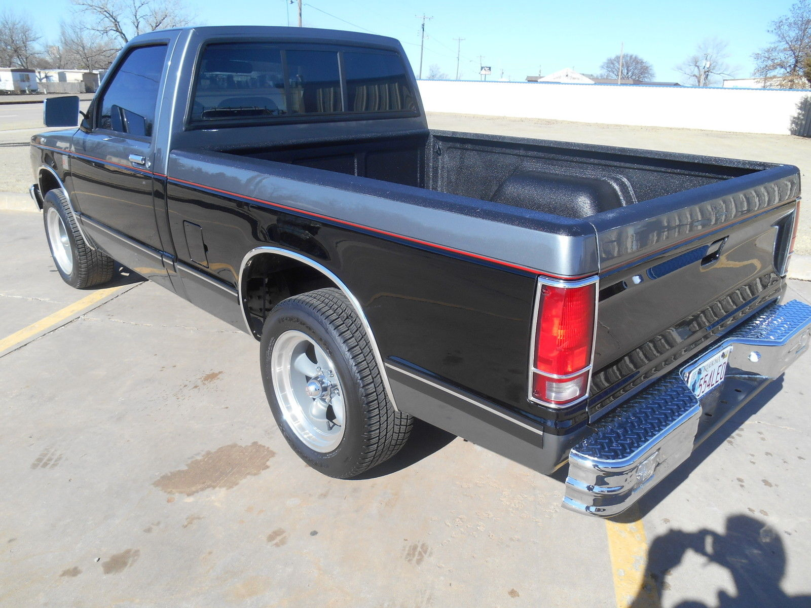 1992 chevy s10 single cab classic chevrolet s 10 1992 for sale. Black Bedroom Furniture Sets. Home Design Ideas