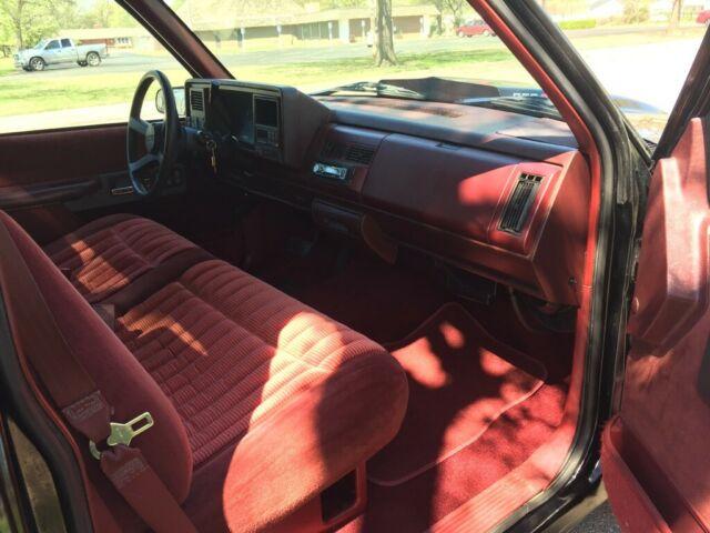 Chevy Silverado Lowered