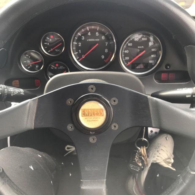 1992 FD3s Efini Mazda RX-7 rx7 R1 Competition Yellow Mica ...