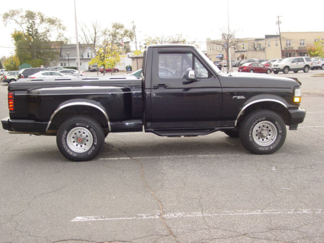 1992 Ford F150 Flareside Nite Edition302 Auto No Rot North