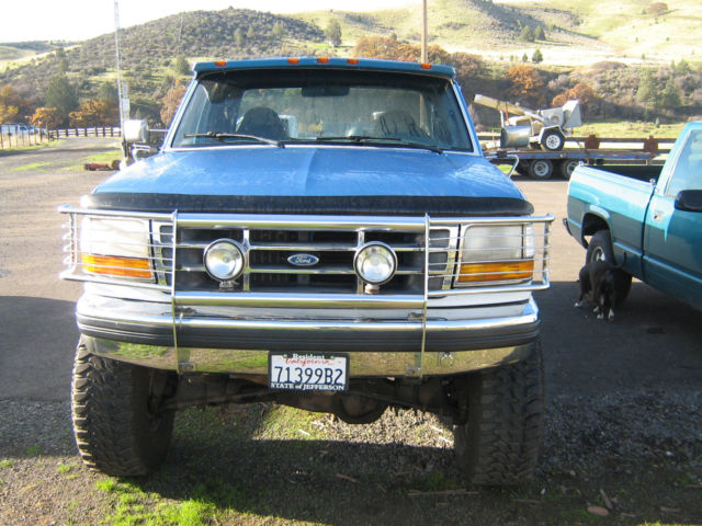 Four Wheel Drive Taxi : Ford f extra cab wheel drive diesel