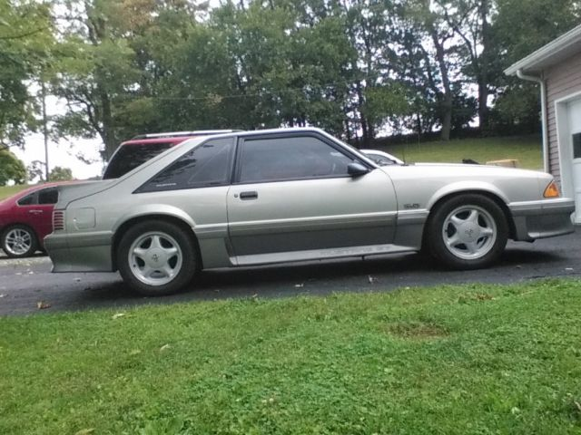 1992 Ford Mustang Gt Foxbody Classic Ford Mustang 1992