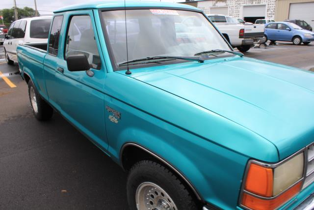 1992 ford ranger manual transmission no reserve classic ford ranger 1992 for sale. Black Bedroom Furniture Sets. Home Design Ideas