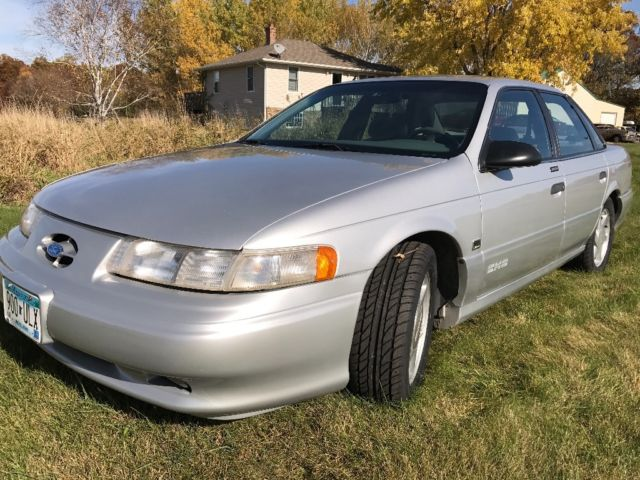 1992 ford taurus sho 5 speed classic ford taurus 1992 for sale. Black Bedroom Furniture Sets. Home Design Ideas