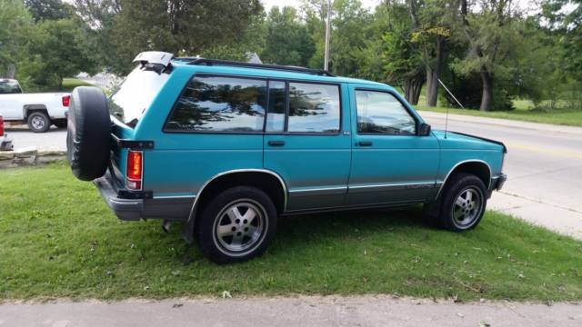 1992 gmc jimmy sle sport utility 4 door 4 3l 2nd owner low miles classic gmc jimmy 1992 for sale. Black Bedroom Furniture Sets. Home Design Ideas