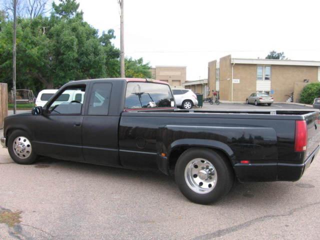 1992 Gmc Sierra 3500 Dually Truck