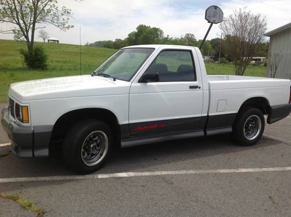 1992 Gmc Sonoma Gt Truck Classic Gmc Sonoma 1992 For Sale