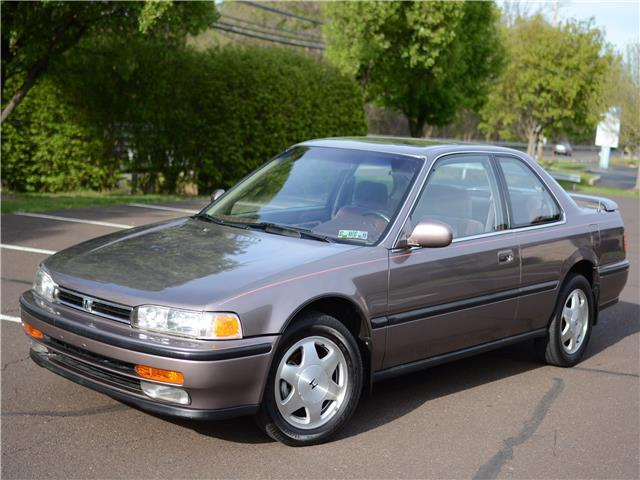 1992 Honda Accord Ex Coupe Perfect Shape Clean Sunroof