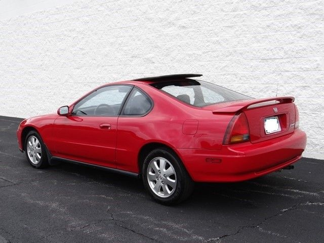 1992 honda prelude si 4ws coupe sporty red 5 speed manual. Black Bedroom Furniture Sets. Home Design Ideas