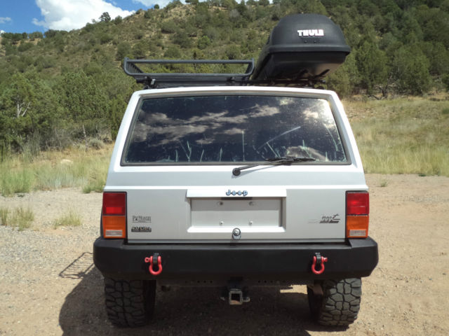 1992 Jeep Cherokee Sport 4wd High Output 4 0l Lifted Winch