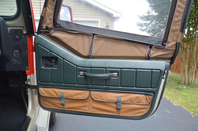 Jurassic Park Jeep For Sale >> 1992 Jeep Wrangler Sahara Jurassic Park - Classic Jeep ...