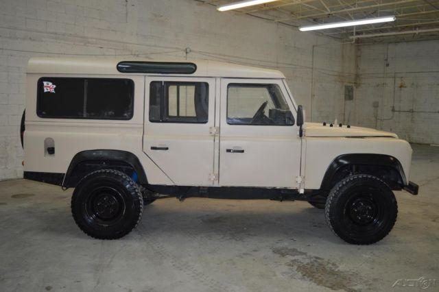 1992 Land Rover Defender 4wd Suv Off Road Classic Land