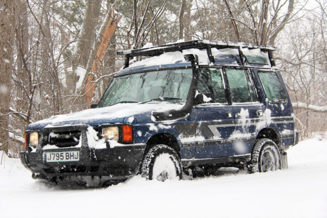 1992 Land Rover Discovery diesel - RHD - Classic Land Rover
