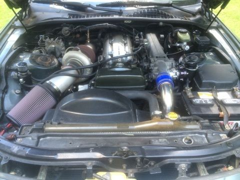 1992 lexus sc300 2jzgte swap r154 tran borg warner s366 single turbo low reserve classic lexus Lexus SC300 Lexus SC300 Engine