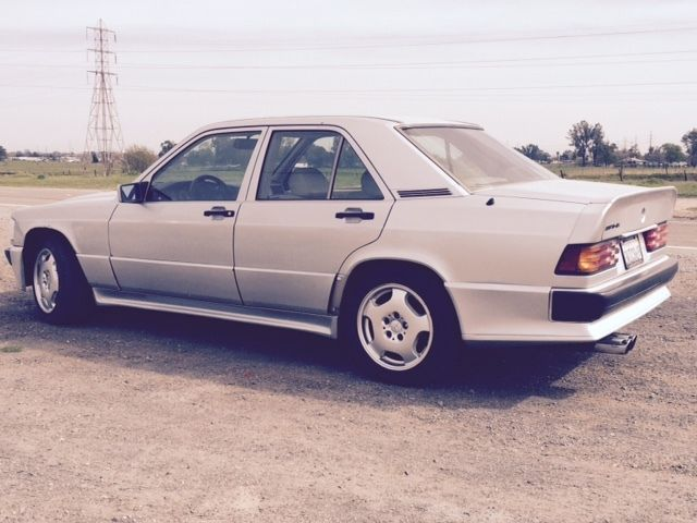 1992 mercedes 190e sportline 2 6 automatic amg body kit for 190 e mercedes benz for sale