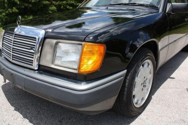 1992 MERCEDES 300D 2 5 TURBO DIESEL W124 AUTOMATIC FLORIDA
