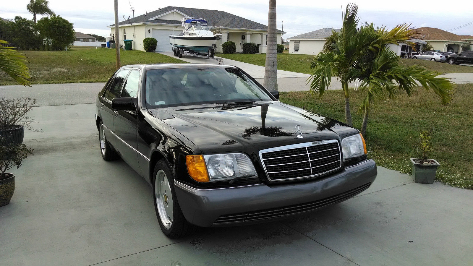 1992 mercedes 600sel wow dont miss this one classic for Mercedes benz 600