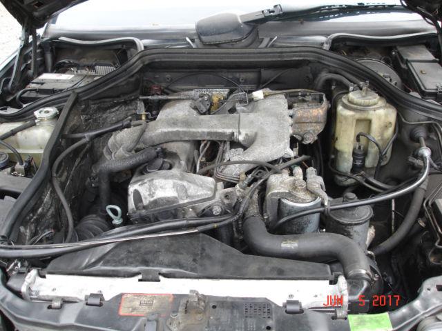 1992 mercedes benz 300d no reserve classic mercedes benz for Mercedes benz 300d engine for sale