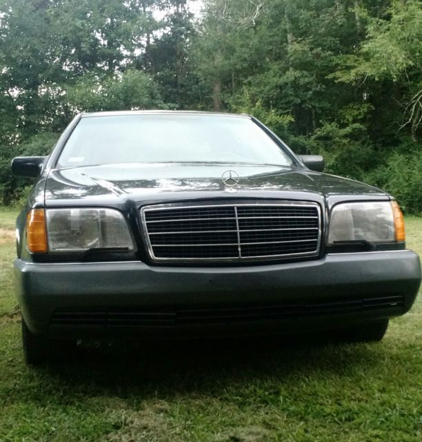 1992 mercedes benz 300sd turbodiesel low miles great car for Mercedes benz diesel suv