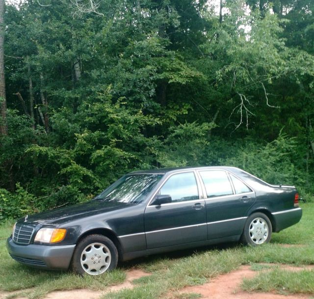 1992 mercedes benz 300sd turbodiesel low miles great car for Mercedes benz vehicles