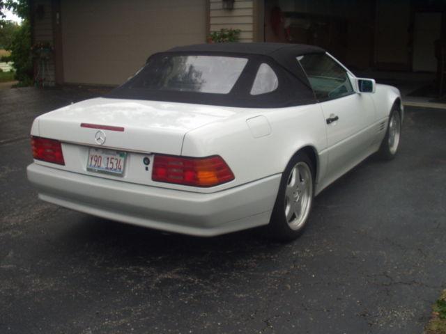 1992 mercedes benz 300sl convertible classic mercedes for Mercedes benz 300 convertible