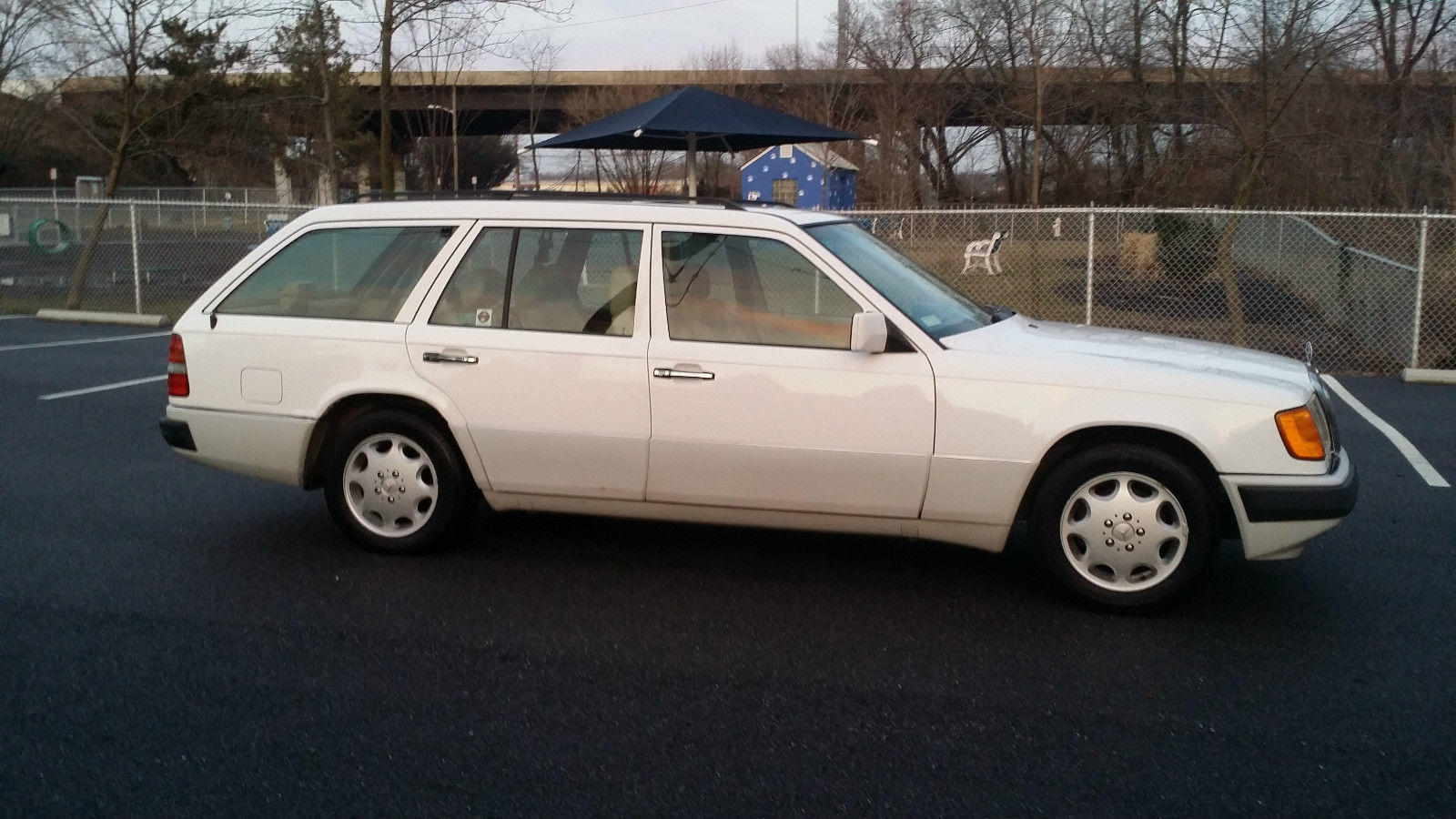 1992 mercedes benz 300te wagon with low miles and so clean for 1988 mercedes benz 300te
