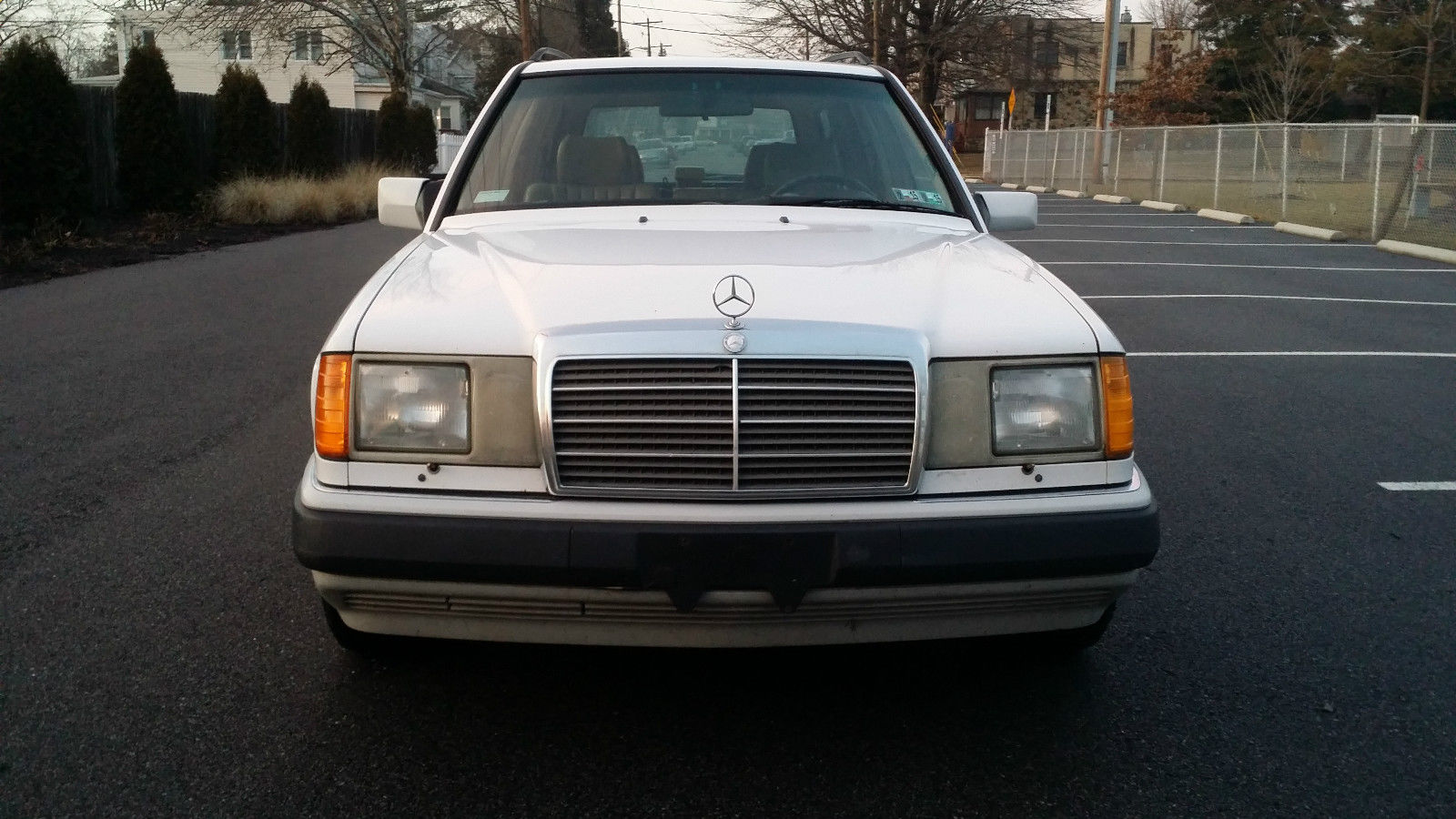 1992 mercedes benz 300te wagon with low miles and so clean for Mercedes benz mileage