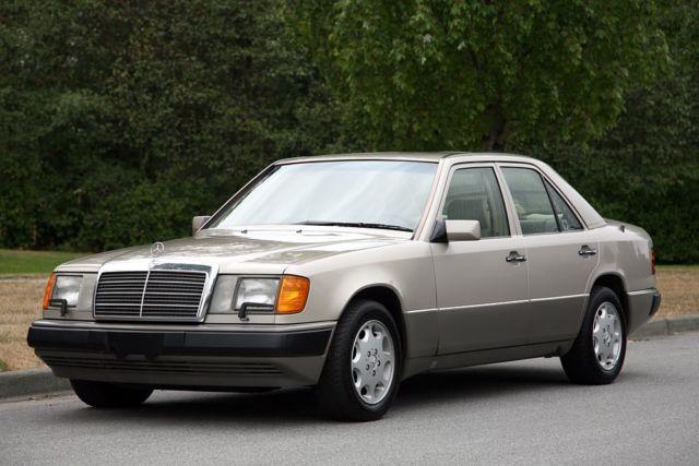 1992 mercedes benz 400e 275hp v8 immaculate classic for 1992 mercedes benz 400e