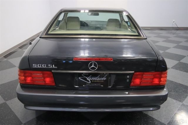 Can You Sell A Car Without A Title >> 1992 Mercedes-Benz 500 500 SL 5.0 (STD is Estimated) Convertible 1992 Used Coupe - Classic ...
