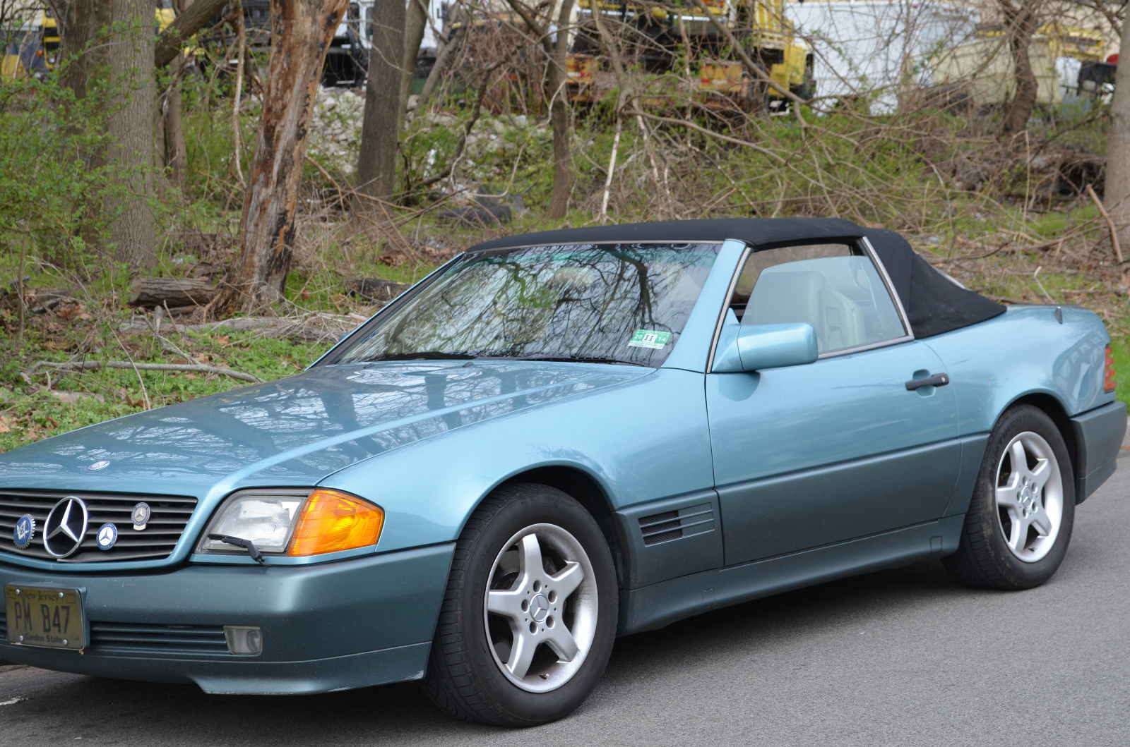 1992 mercedes benz 500sl base convertible 2 door 5 0l for 500 mercedes benz for sale