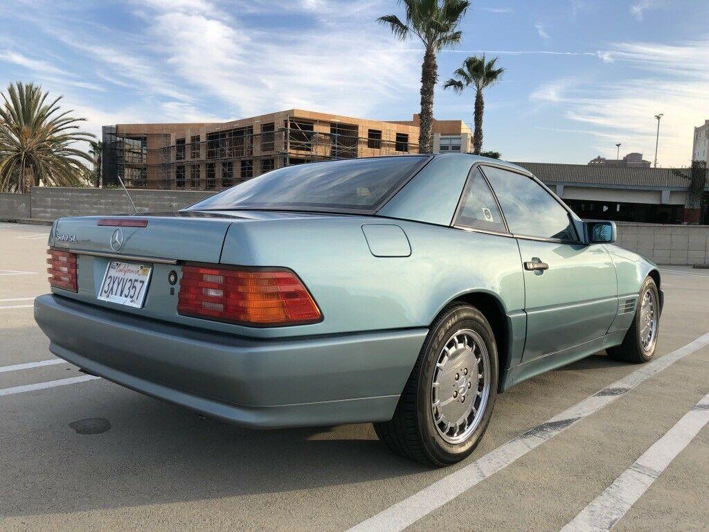 1992 Mercedes-benz 500sl - Clean   Last Listing - Price Drop