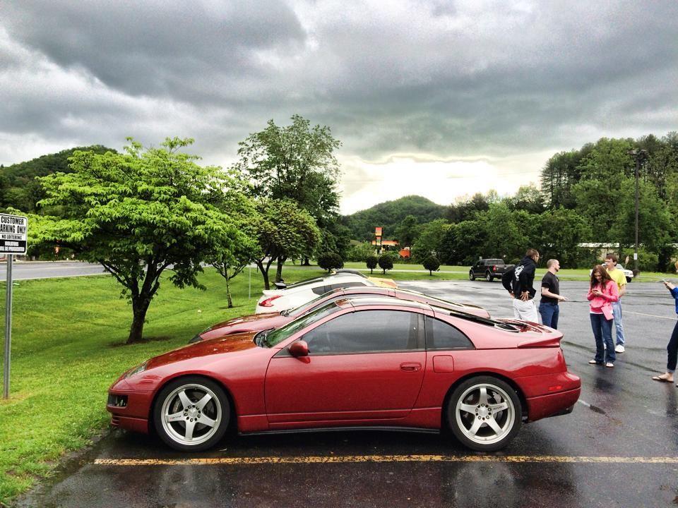 1992 Nissan 300zx Twin Turbo Z32 Classic Nissan 300zx
