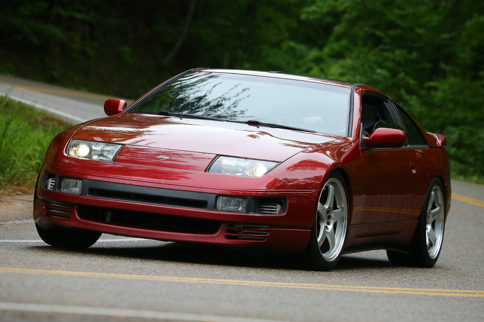 1992 nissan 300zx twin turbo z32 classic nissan 300zx 1992 for sale. Black Bedroom Furniture Sets. Home Design Ideas