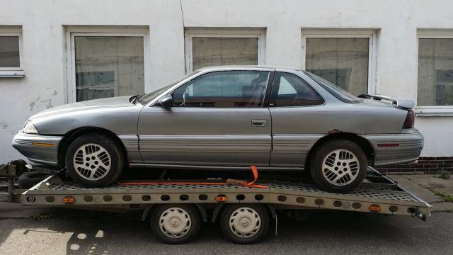 1992 Pontiac Grand Am Coupe SE