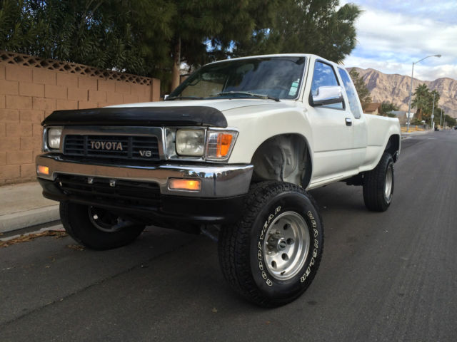1992 Toyota Pickup Truck TRUE SR5 4x4 Manual Pre-Tacoma - Classic Toyota Other 1992 for sale