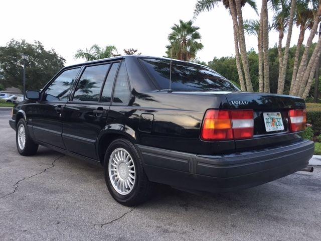 1992 volvo 940 gle 4 door sedan 4cyl turbo automatic. Black Bedroom Furniture Sets. Home Design Ideas