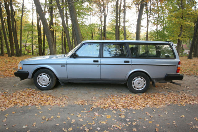 1992 Volvo Station Wagon | The Wagon