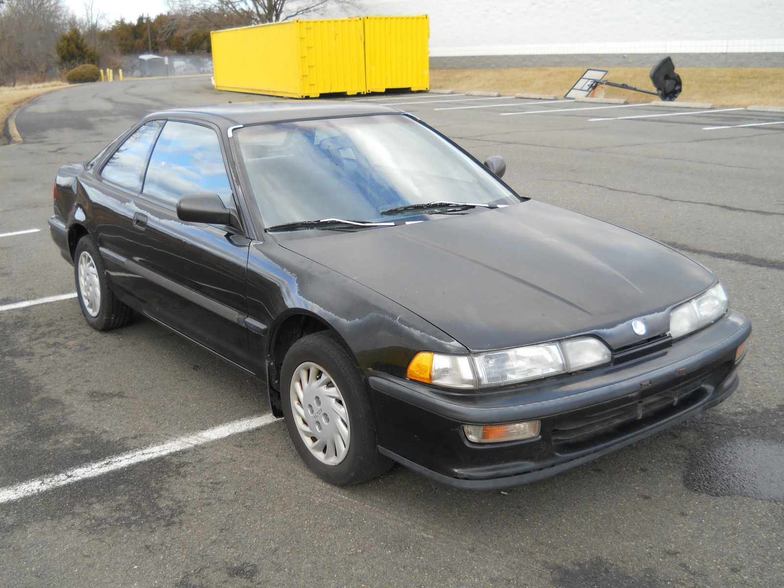 1993 Acura Integra Rs Hatchback 3 Manual Guide