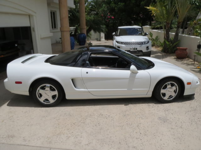1993 Acura NSX MINT with Low Miles & Original Factory Luggage and Keychain! - Classic Acura NSX ...